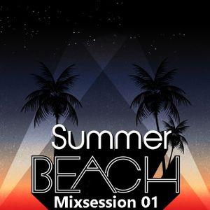 D-type   Summer Beach Mixsession 01   Techhouse/House   DJ Mix
