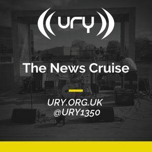 URY Brunch: The News Cruise 21/05/2019
