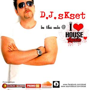 DJ sKset - summer house lovers E1-2012