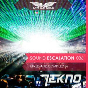 Sound Escalation 036 with DJ Pulsar