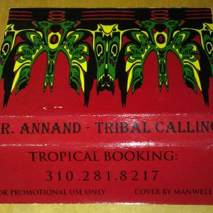 Mr. Annand - Tribal Calling Side A (mixtape - October 1998)