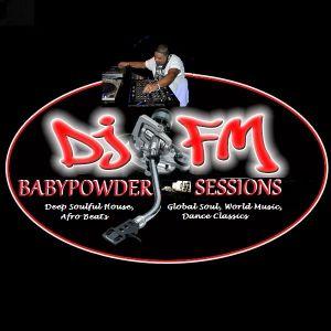 DjFM BabyPowder Sessions Butter Soul Cafe 11-16-2015