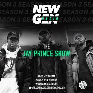 #NewGenRadio w/ Hacko (The Jay Prince Show) - 13th November 2016