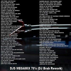 DJS - Megamix 70's (Section The 70's)