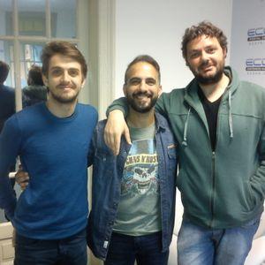 VELEZ RADIO Con Carlos Martino,Diego Guitian,Tomas Amerio 21-12-2016