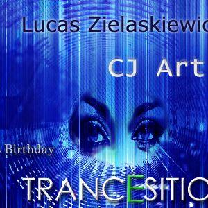 Lucas Zielaskiewicz & CJ Art Guest Mix - 1st Birthday TrancEsition 010 (22 May 2014) on Insomniafm