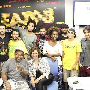 0800 - Cultura Urbana Livre #4 (Beat98 - 24-03-14)
