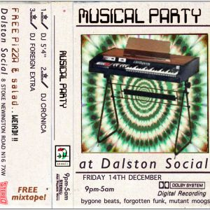 Musical Party Promo: Side B (Disco Odyssey)