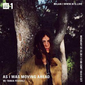 As I Was Moving Ahead w/ Tania Feghali - 7th December 2020