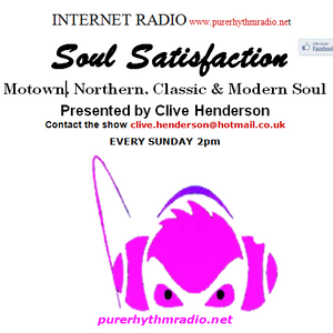 soul satisfaction with clive henderson april 2nd