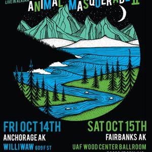 BIG WILD IN ALASKA: TRAX OPEN SET