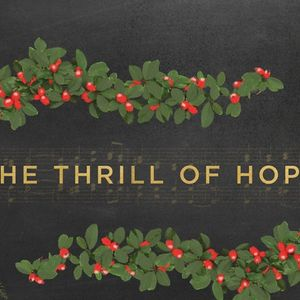 """CCC Lincoln Square Message 12/20 """"The Thrill of Hope: Fall On Your Knees"""" - Audio"""