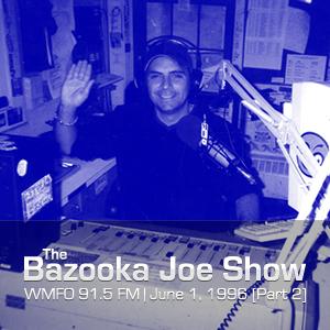 June 1, 1996 [Part 2]   WMFO 91.5 FM