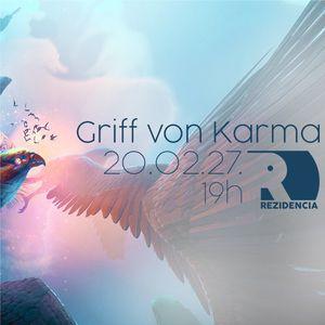 GRIFF von Karma - Live At Rezidencia (Session 61) - 2020-02-27