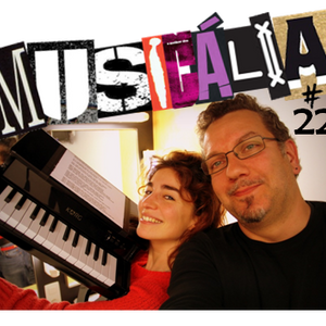 Musicália #22 - 09 Abril