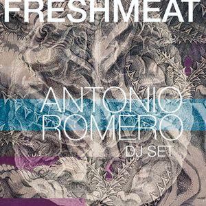 FRESHMEAT  A.ROMERO DJ SET.