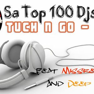 Missred & Deep Touch UJFM 95.4 - June 2012