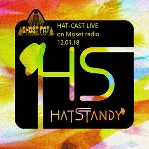 Hat-cast live on Mixset radio 12.01.18