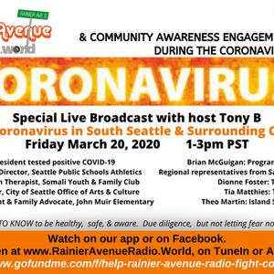 RAR Coronavirus Special 7 - Brian McGuigan & Saida Alim