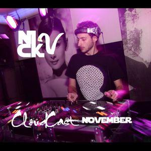 Nick-V - Cloudcast November