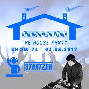 dancefreedom 74 - stratzeh take over mix