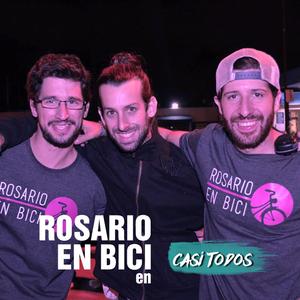 Rosario en Bici en Casi Todos