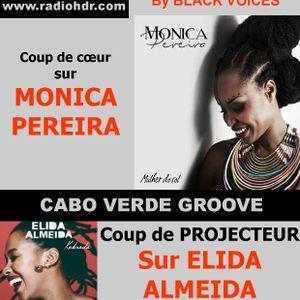 AFRO TALENTS spéciale MONICA PEREIRA et Elida ALMEIDA RADIO HDR ROUEN