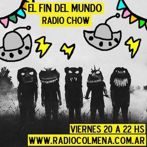 EL FIN DEL MUNDO RADIO || Programa 4 26-10-2012