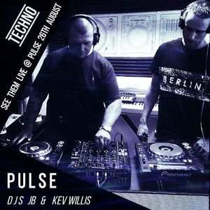 Jimmy Brannon B2B Kev Willis - Techno mixed live at The Sound Kitchen Studios in Stoke on Trent.