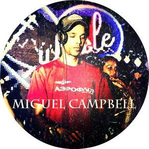 Miguel Campbell - Live @ Savannah Sunset Bar [08.13]