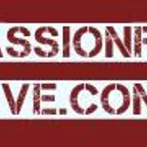 My debut show on Passion FM 18 9 12