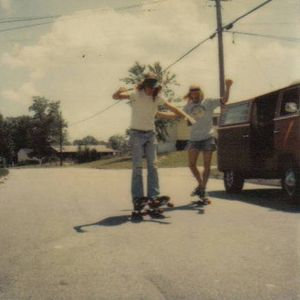 i skated there in '84