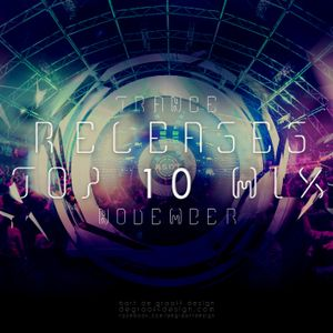 Music Updates Trance Releases Top 10 Mix - November Mixed by Albano Jasharaj