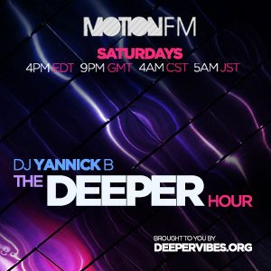 DJ Yannick B - The Deeper Hour - 2014-07-26