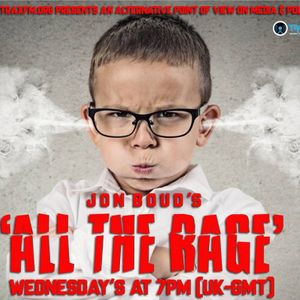 Jon Boud's All The Rage Replay On www.traxfm.org - Angry Workers Of The World Interview - 1st July 2