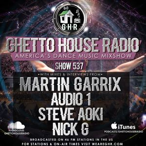 GHETTO HOUSE RADIO 537