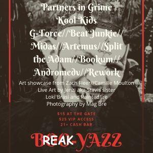 "Split The Adam - ""BREAK-YAZZ!"" @ BOO-YAZZ Oct. 27th Minot, Maine"