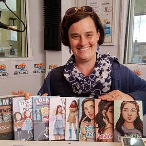 By the Book Episode 44 YA novelist Cecily Anne Paterson - Lola in the Middle Book Release