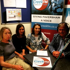 Faversham Natters with David Selves 22 May 2017