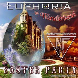 Francesco Niccoletti Dj - Easter Party -  Special Edition - Euphoria in Wonderland