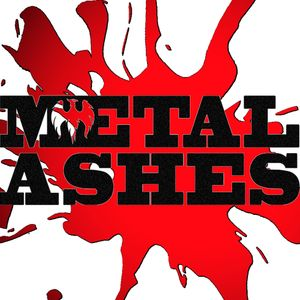 Metal Ashes radio show: Episode 019 - 2nd Sept., 2016