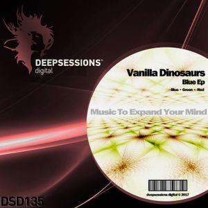 DSD135 Vanilla Dinosaurs - Blue Ep