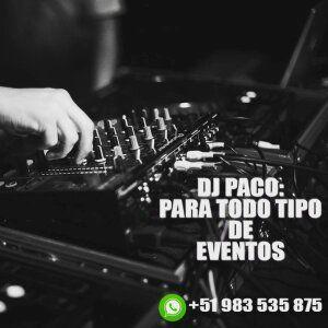 SALSA TOTAL MIX ( DJ PACO)