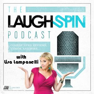 Ep. 77 - Lisa Lampanelli interview