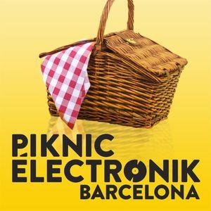 Iron Galaxy part 2 - Piknic Électronik Barcelona 2014/06/29