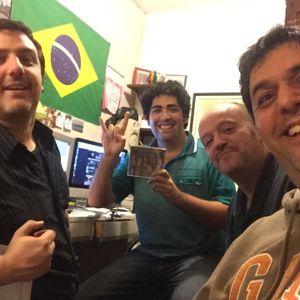 Programa Brazucas do Rock 157 - Entrevista com a banda Balls - 30 de Julho de 2015.