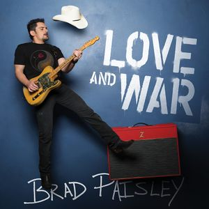 Brad Paisley - Love And War Show - Part 2