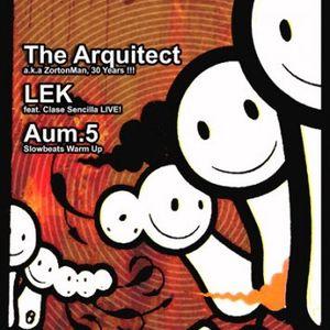 MrZorton presents THE ARQUITECT...