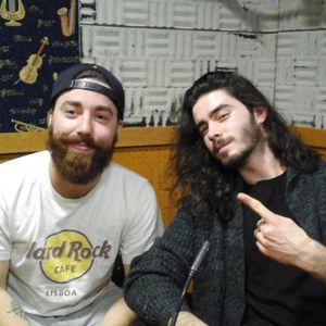 Entrevista Caelum_Diogo Costa e Diogo Lopes_Falta-me a Força_Janeiro 2018_Sesimbra FM