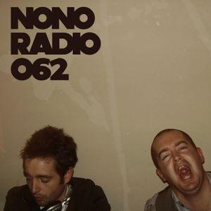 NonoRadio 62: Taken from rhubarbradio.com 11/01/10